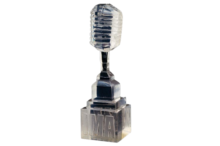 Music and Entertainment Trophy - AC3036