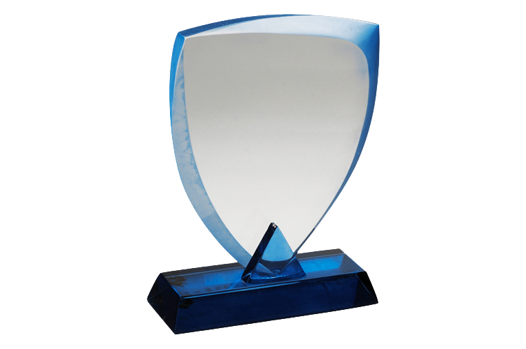 Acrylic Trophy with Engraving - AC3040