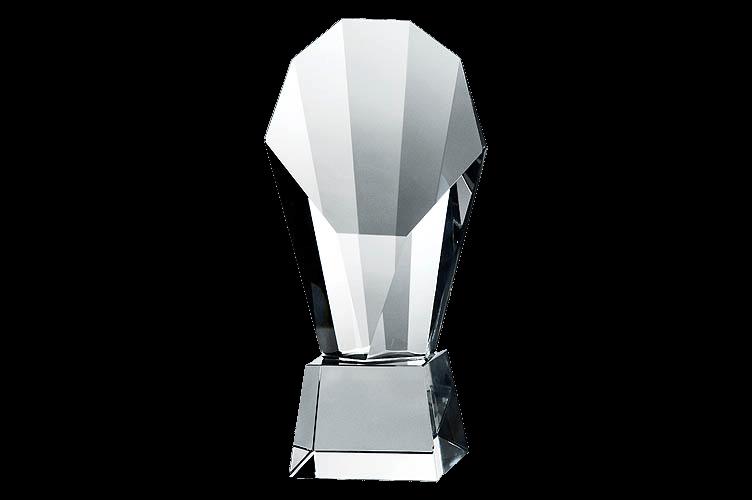 Corporate Crystal Trophy - CG1019