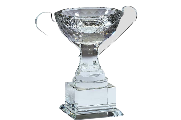Crystal Cup Sports Trophy - CG1033