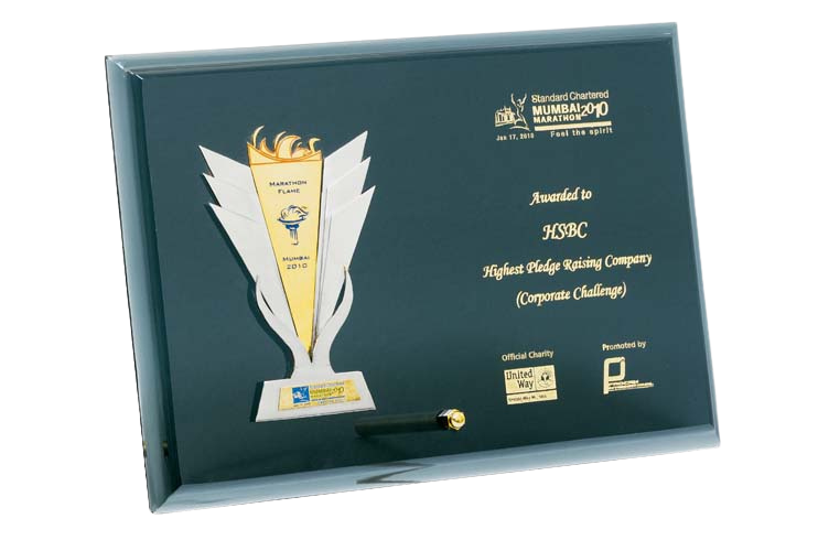 Engraved Plaque for Sporting Events - PM5012