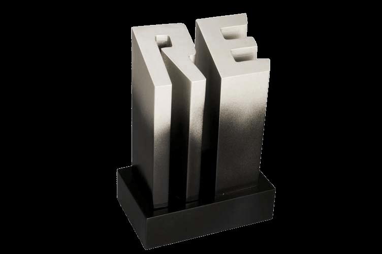 Customized Corporate Trophy - WM2075