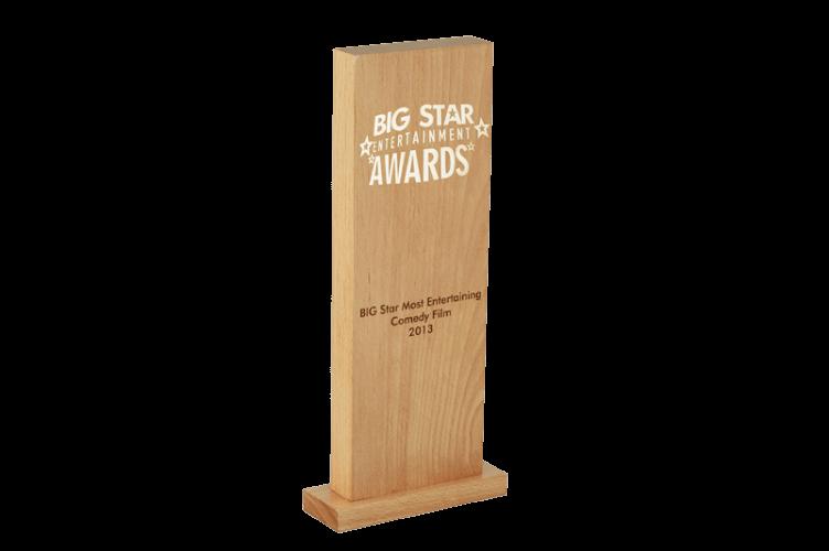 Star Performer Entertainment Trophy - WM2133