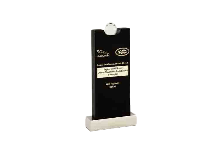 Custom Made Corporate Trophy - WM2228