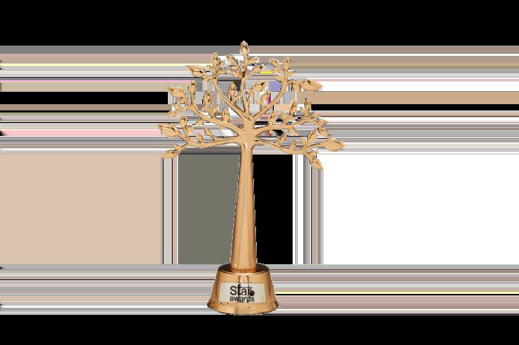 Custom Made Corporate Trophy - WM2261