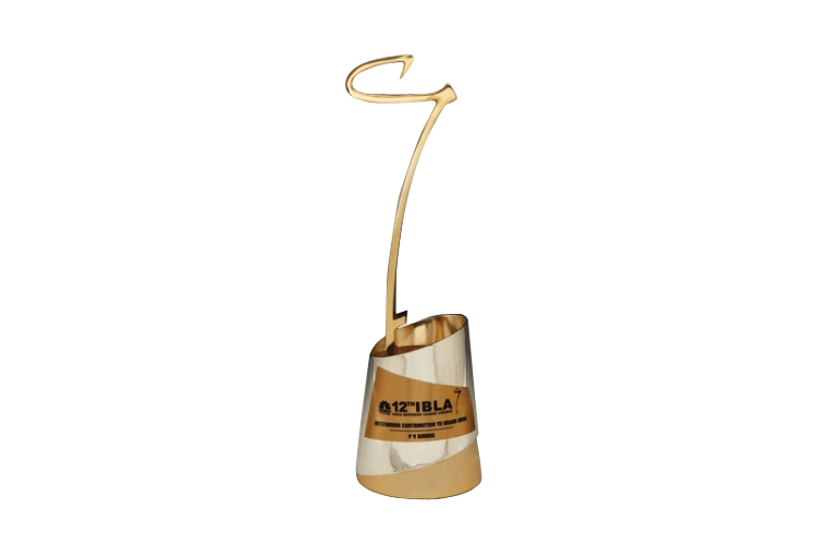 Business Leader Award - WM2262